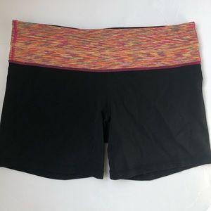 Lululemon athletica shorts space dye heathered